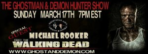 Michael Rooker on G&D
